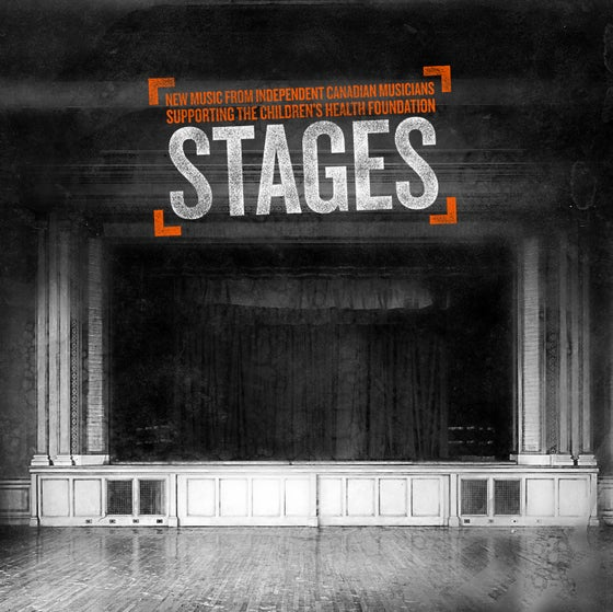 Image of Stages Volume 1 Compilation Vinyl LP