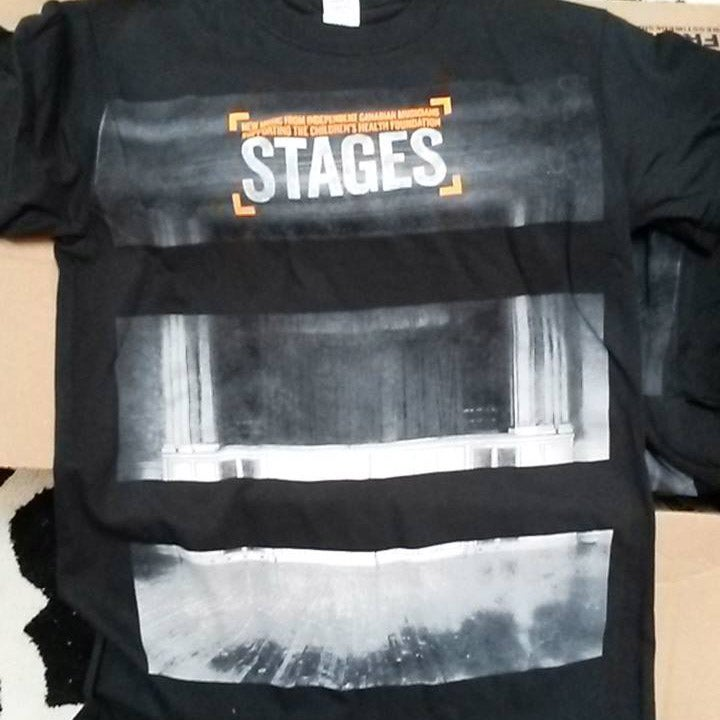 Image of Stages Volume 1 Compilation T-Shirt