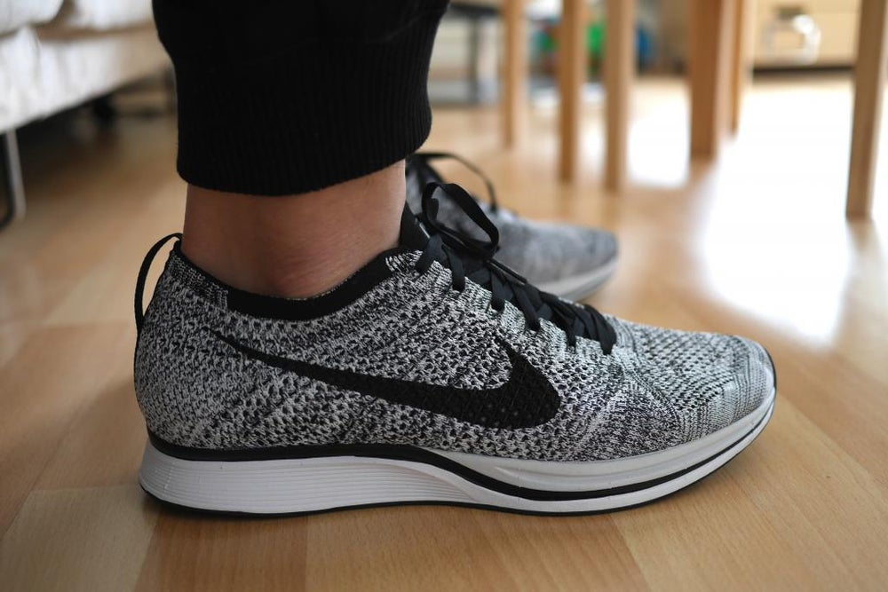 ... Restocking In February Image of Nike Flyknit Racer Oreo 1.0 COOKIES  CREAM The ...