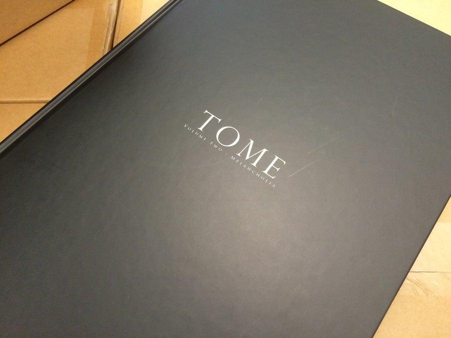 Image of TOME VOLUME 2: MELANCHOLIA (ANTHOLOGY)