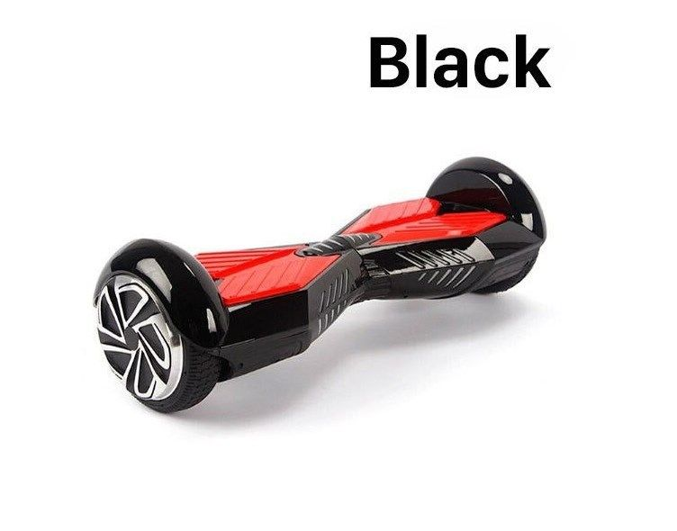 Image of Black Ultimate Bluetooth hoverboard self balancing scooter by Hype Boards