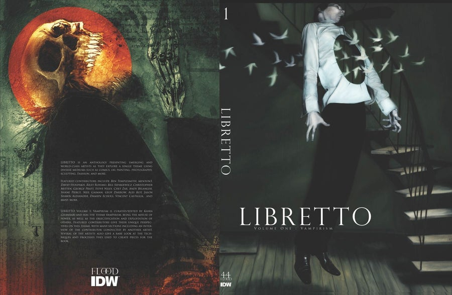 Image of LIBRETTO VOLUME 1: VAMPIRISM