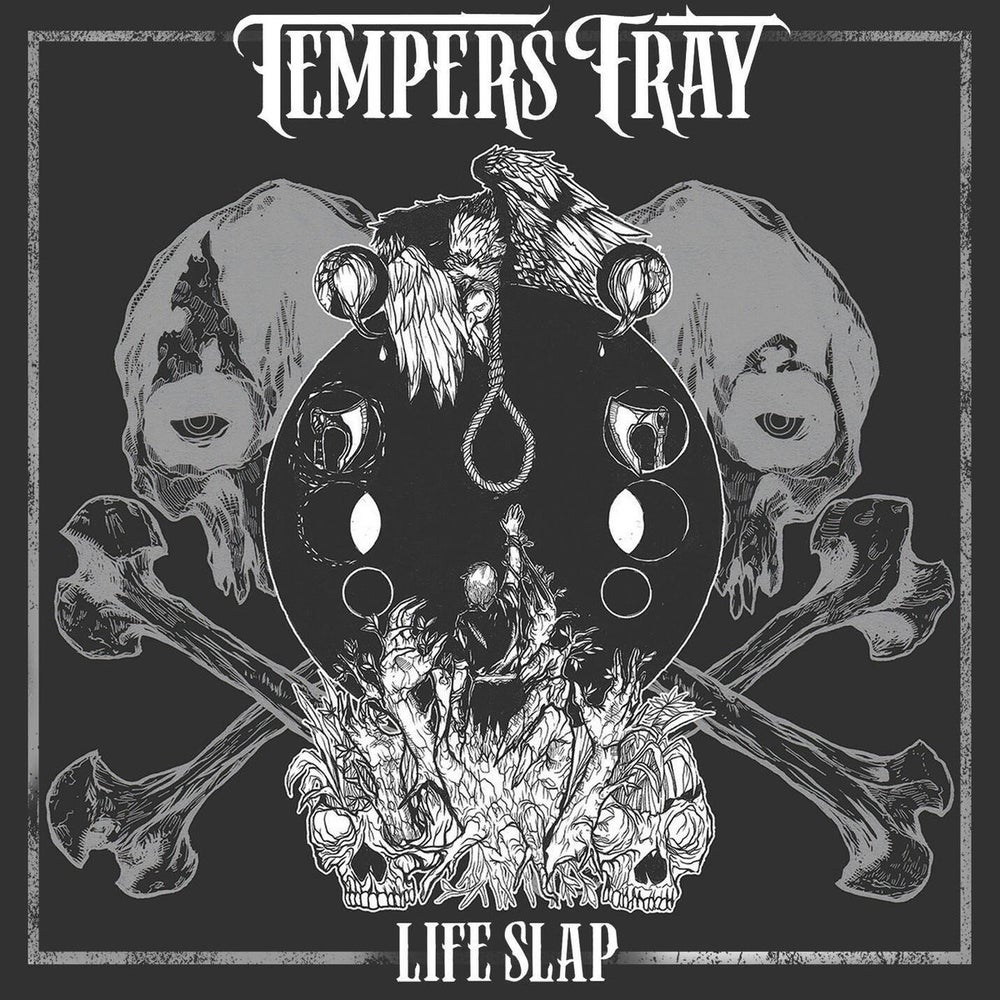 Image of Tempers Fray - Life Slap CD EP