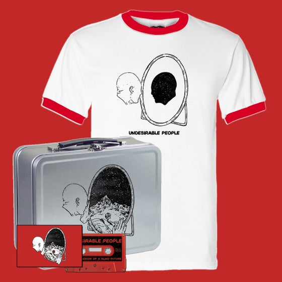 Image of Undesirable People - Eternal Vision Of A Blind Future CS Limited Deluxe Package