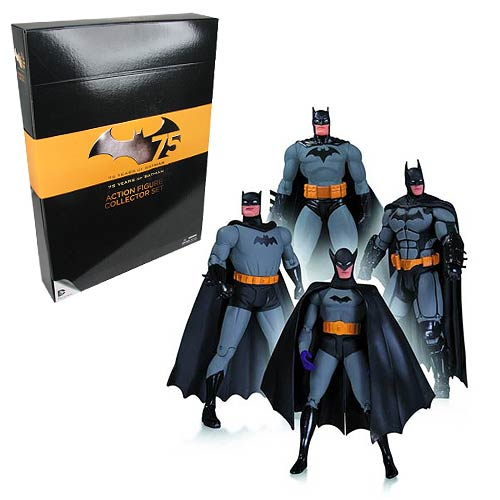 Image of Batman 75th Anniversary (Set 1)