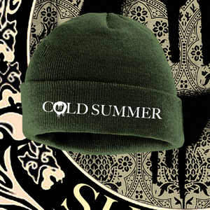 Image of Cold Summer - Beanie & Self Titled Album Bundle