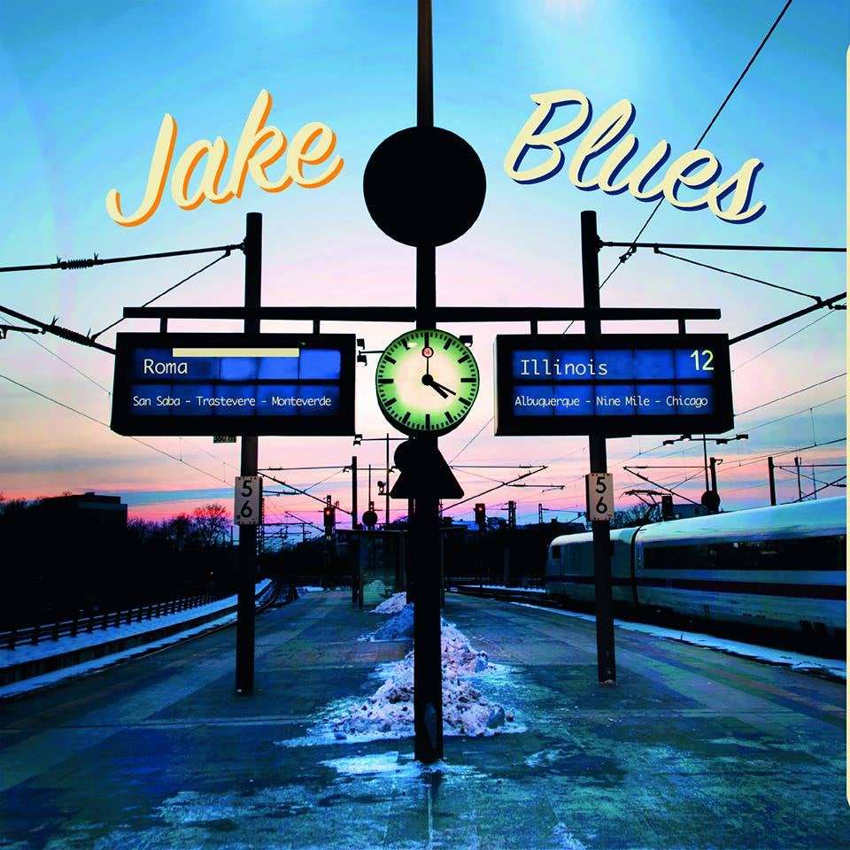 Image of Jekesa & Rubber Soul - Jake Blues
