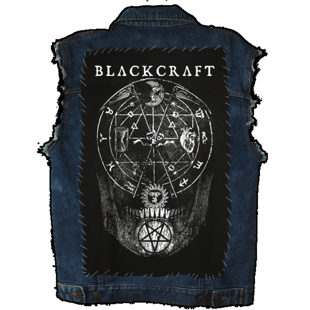 Image of Dreaming - Back Patch