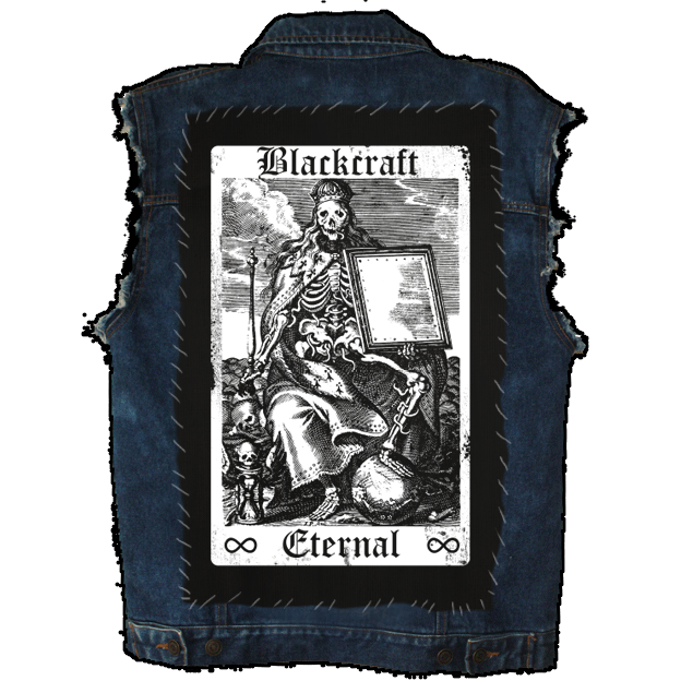 Image of Eternal Tarot - Back Patch