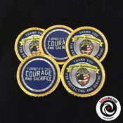 Image of Police Officer Appreciation Coins