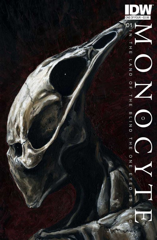 Image of MONOCYTE #1 OF 4 (A, B, & RI COVERS)