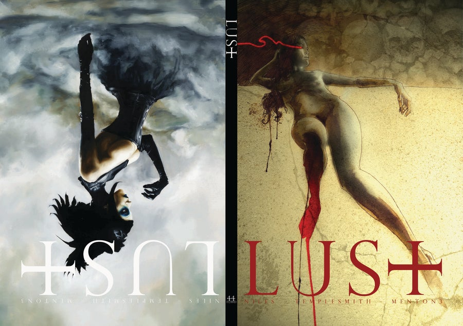 Image of LUST (HARDCOVER)