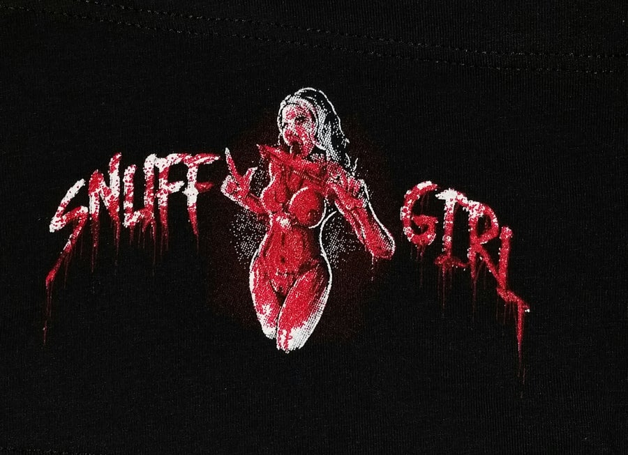 Image of SNUFF GIRL BOOTY SHORTS