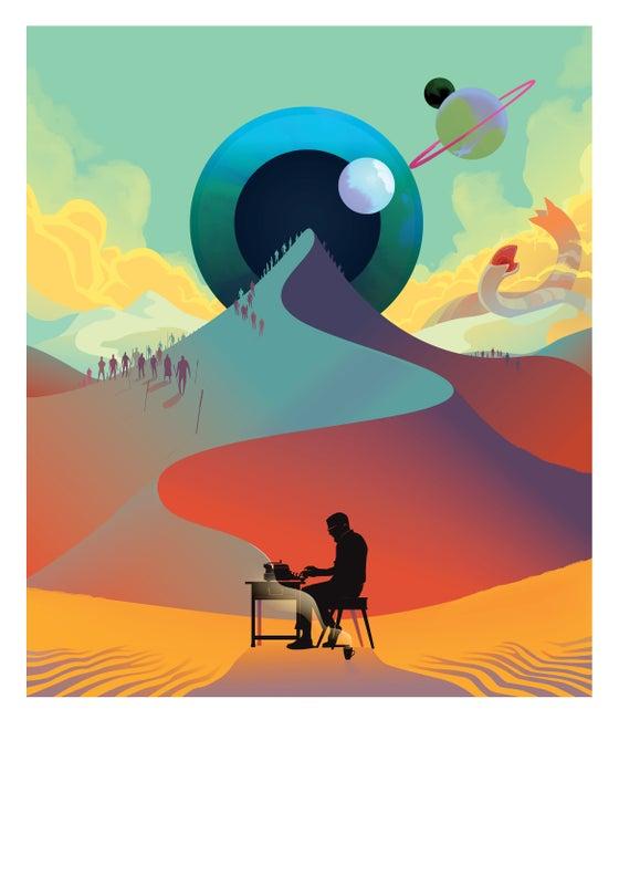 Image of 50 years of Dune
