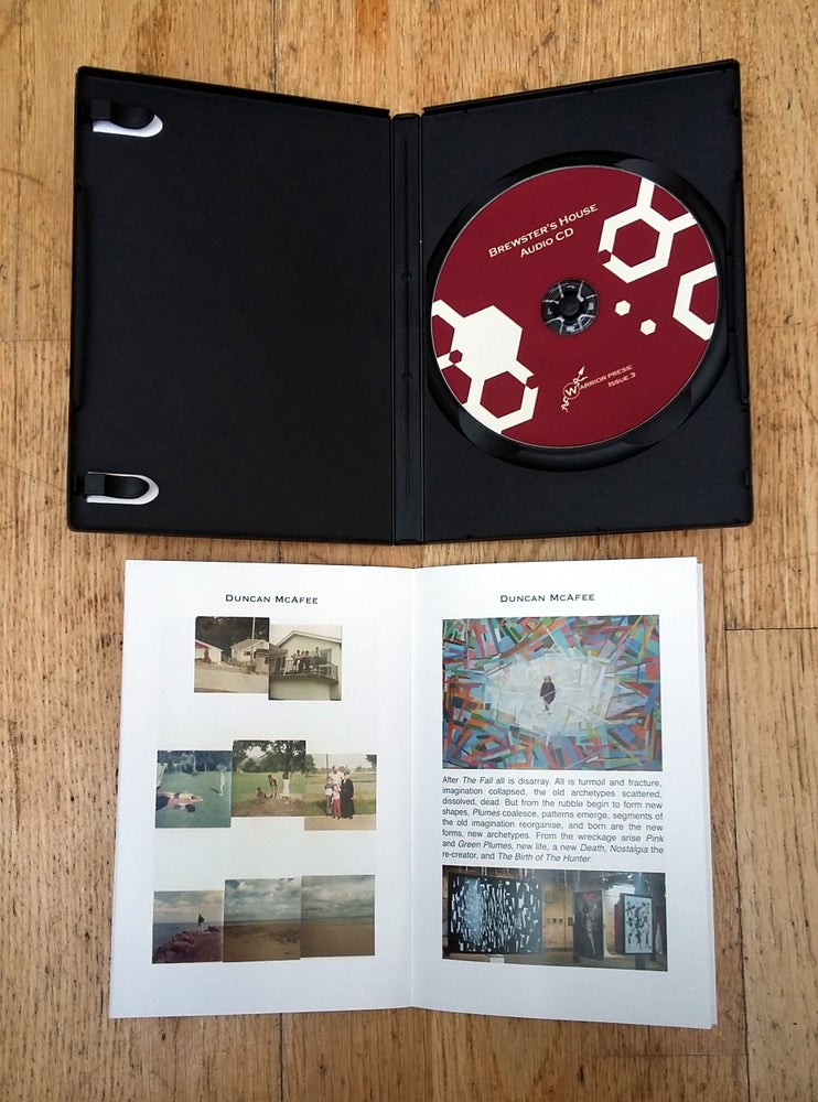 Image of Warrior Press: Issue 3 - Brewster's House @ Testbed#1