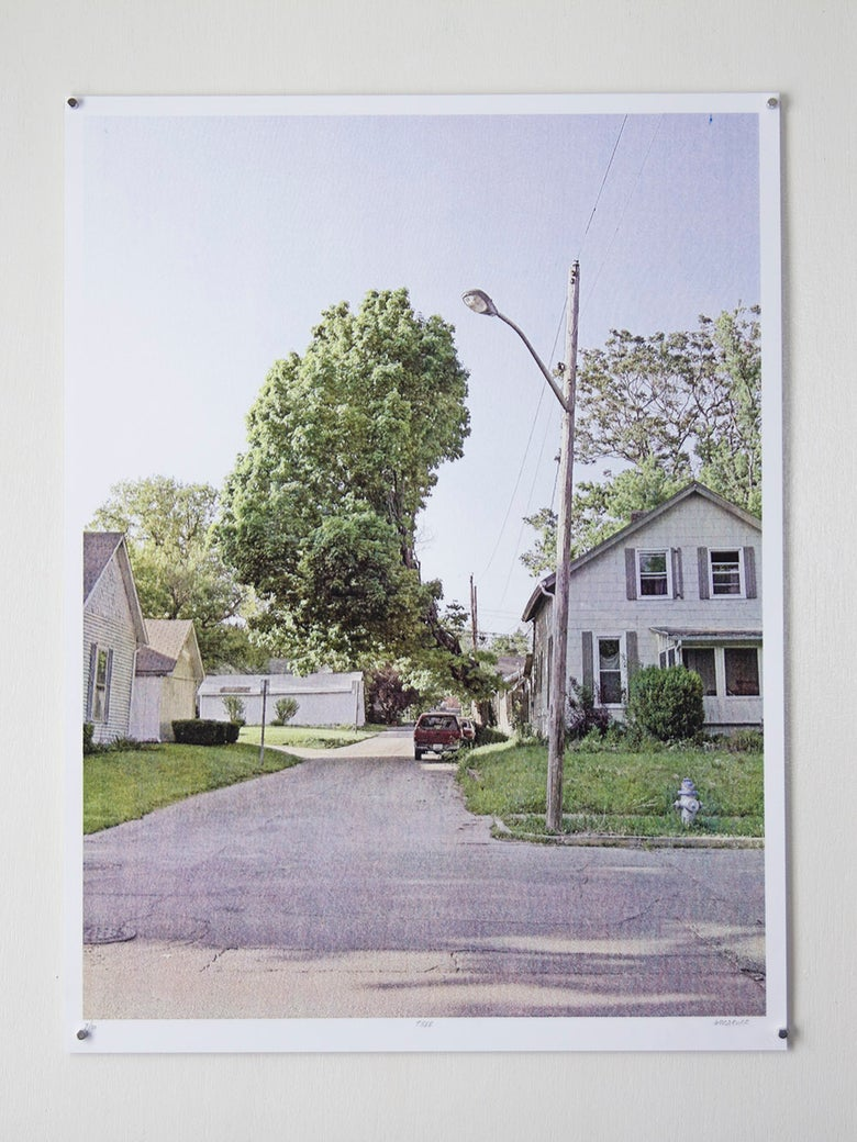 "Image of ""Tree"" Ltd. Print"