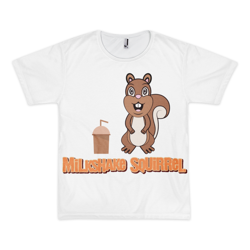 Image of American Apparel PL401 Sublimation T-Shirt