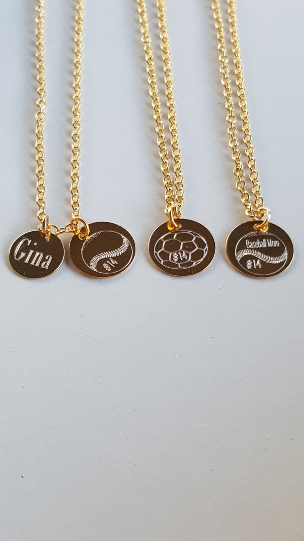 Image of Sports Necklace