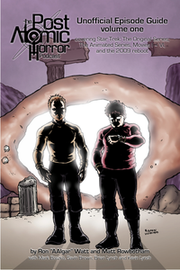 Image of The Post Atomic Horror episode guide, volume 1