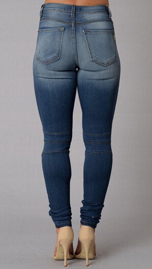 Image of FASHION BLUE JEANS