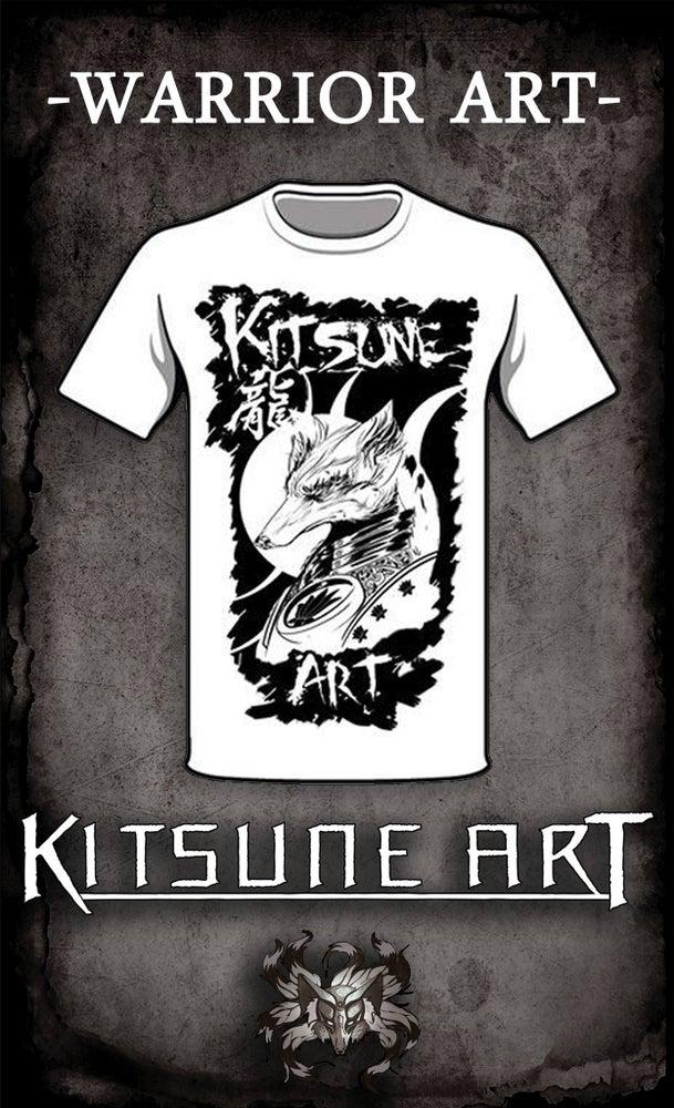 Image of Warrior Art T-Shirt for Men