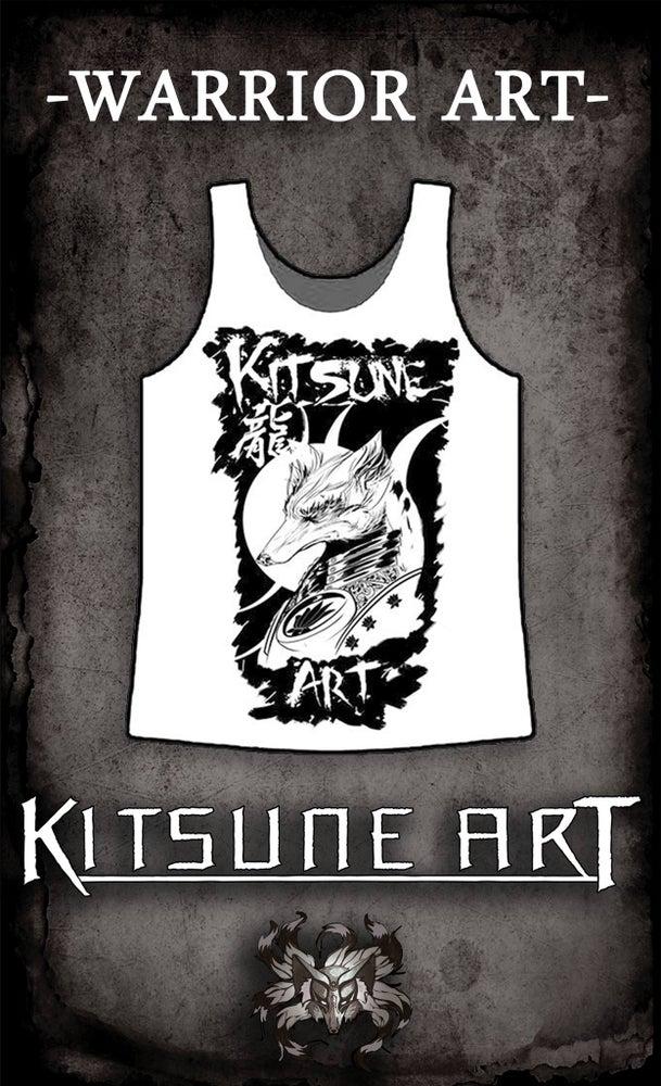 Image of Warrior Art Vest T-Shirt for Men/Women