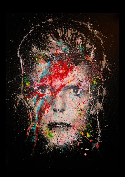 Image of BOWIE (Limited Edition Print)