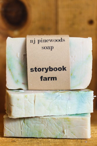 Image of Five Different New Jersey Soaps--56% Local