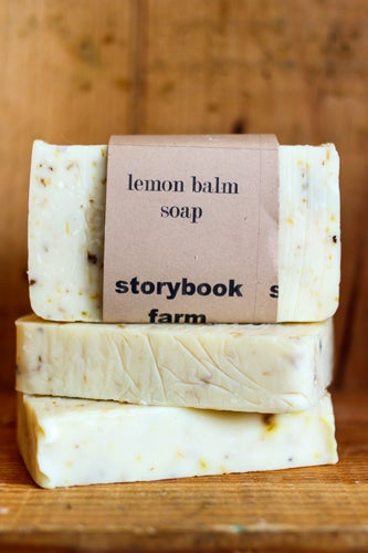 Image of Lemon Balm Soap