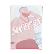 Image of 'SUCCESS' ZINE