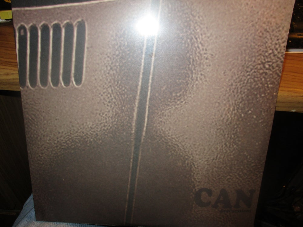 Image of CAN Peel Sesssions Double LP