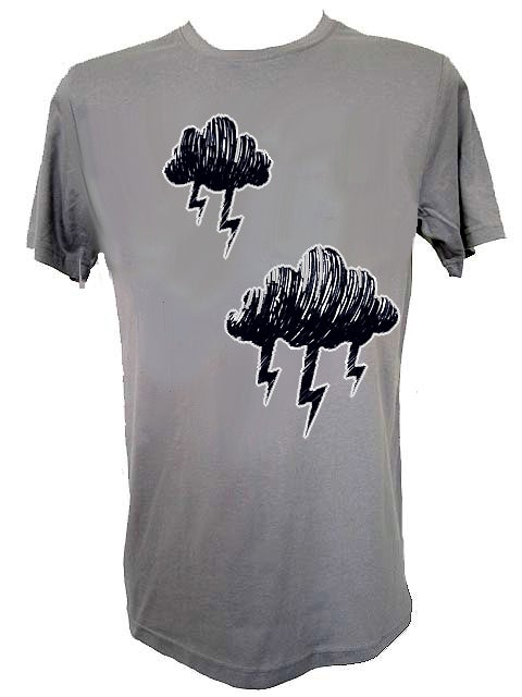 Image of Stormy & Cloudy Tee
