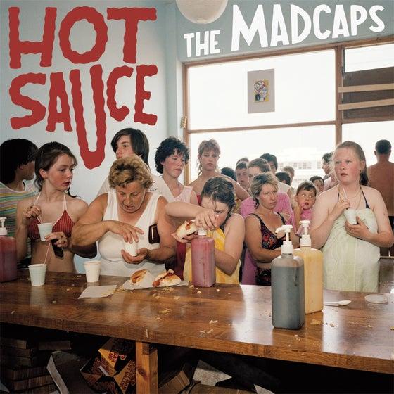 Image of Hot Sauce - LP