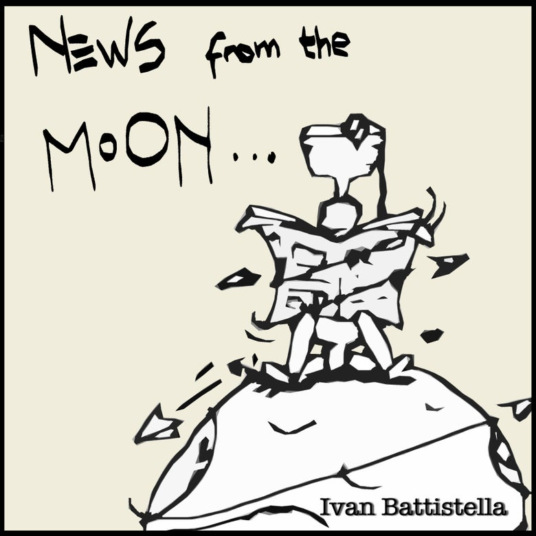 Image of NEWS FROM THE MOON