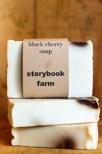 Image of Black Cherry Soap