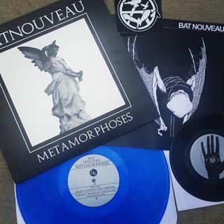 """Image of Bat Nouveau """"Metamorphoses"""" LP + 7"""" ep"""