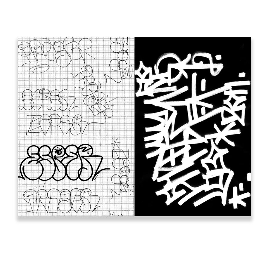 Image of Utah Handstyles vol. 001
