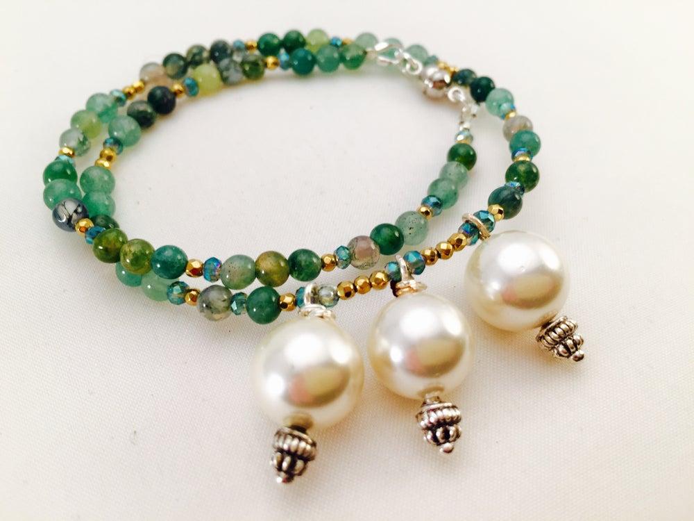 Image of Armband Green