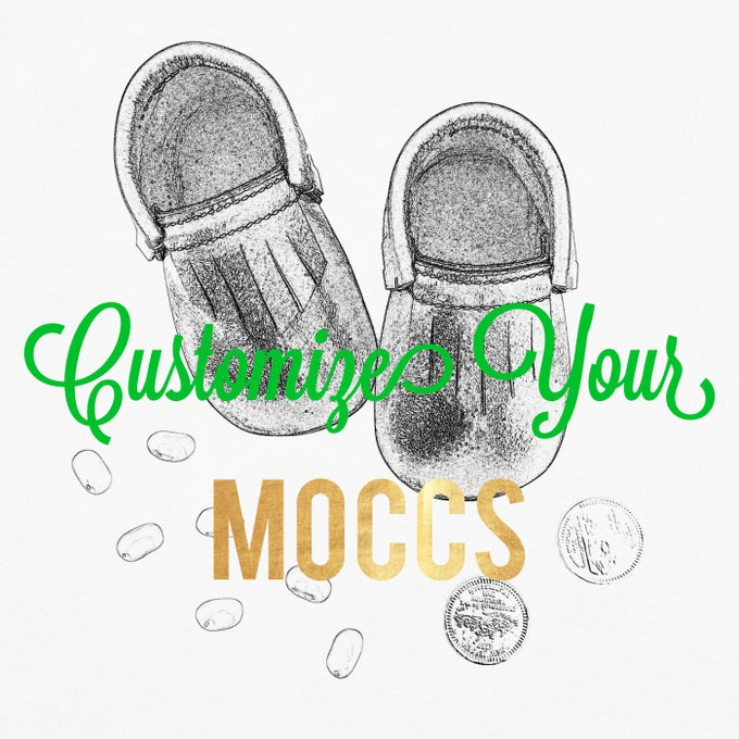 Image of Customize Your Moccasins