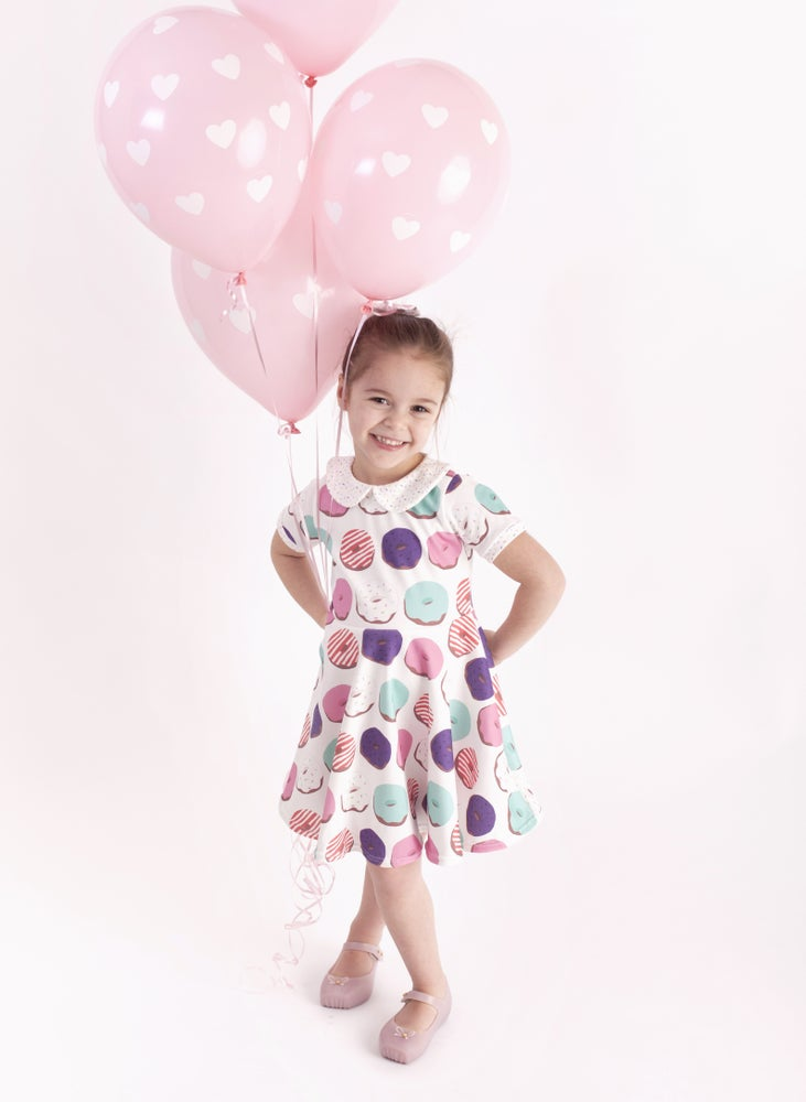 Image of PRE-ORDER Organic Donut Twirl Dress