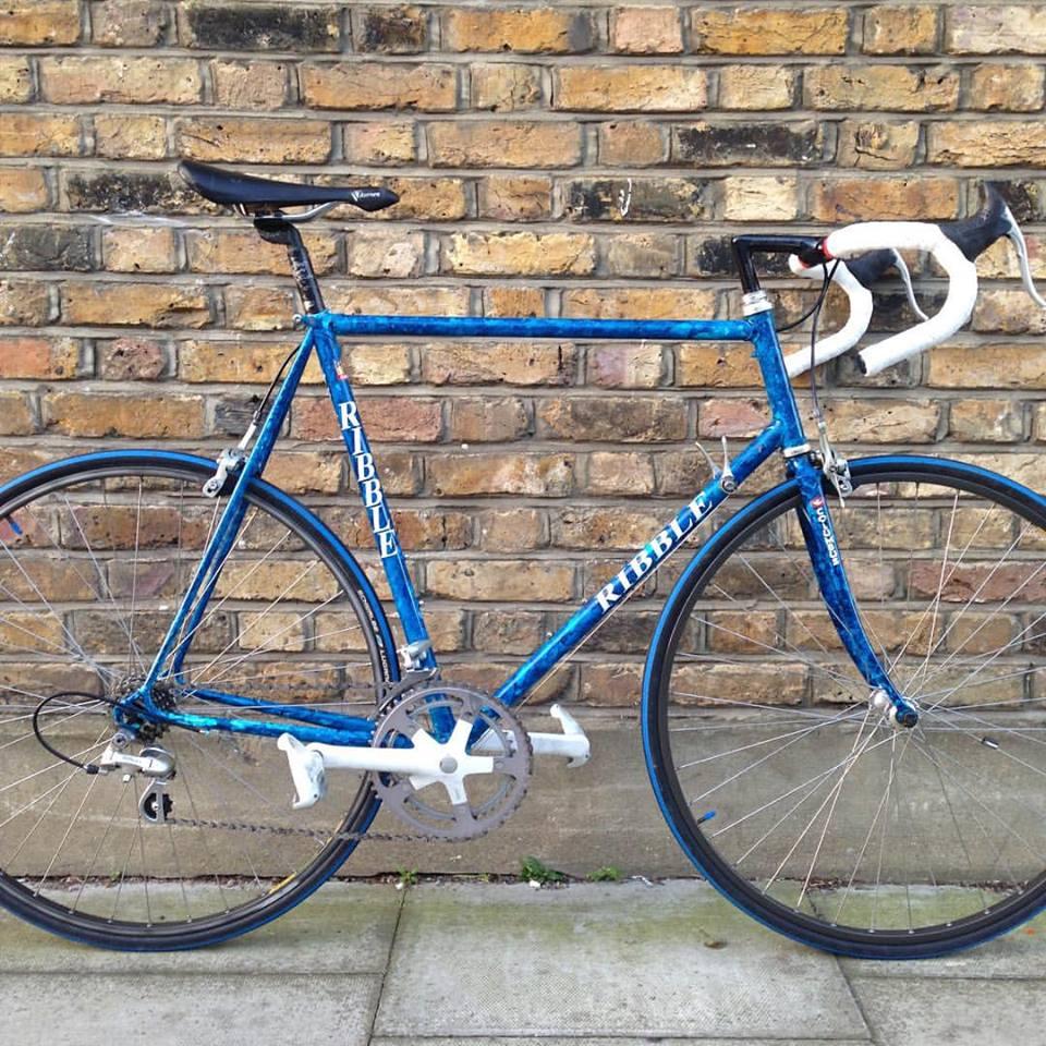 Image of Ribble road bike columbus SLX !