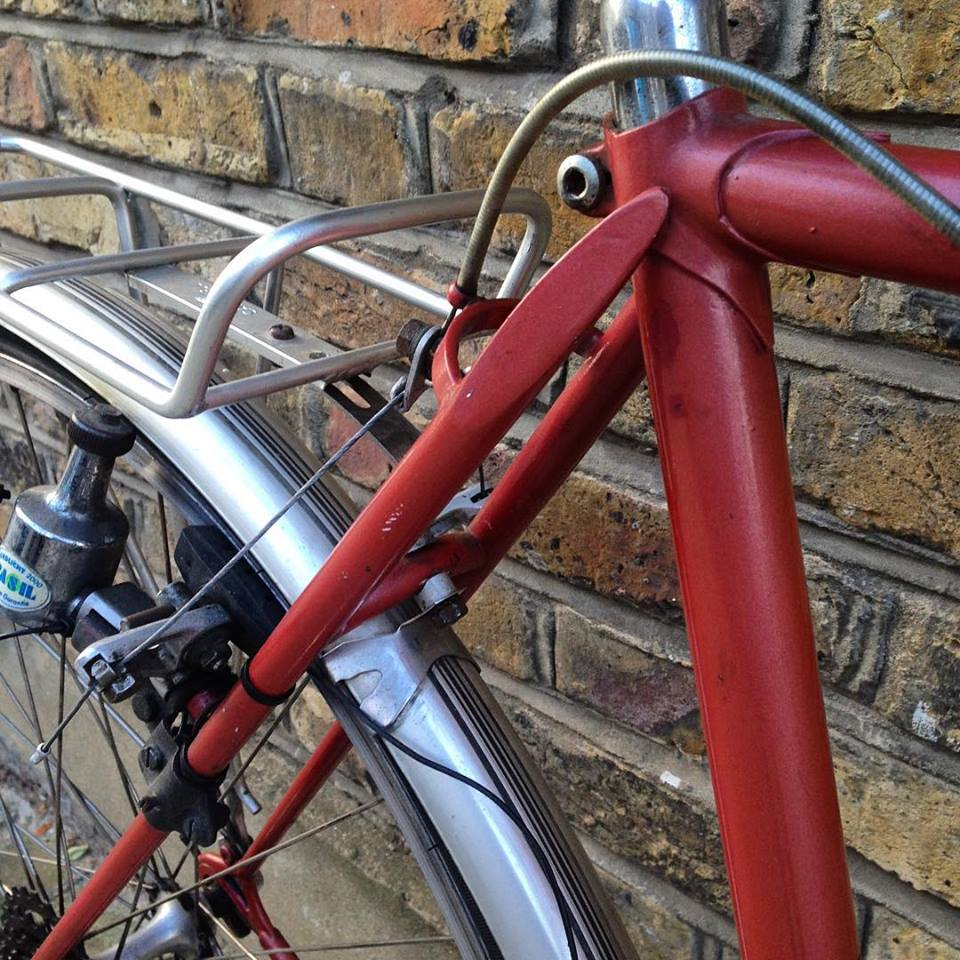 Image of Holdsworth light tourer / commuter