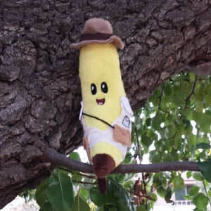 Image of Indibanana Jones Plush