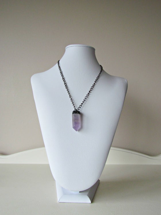 Image of Amethyst Point Pendant