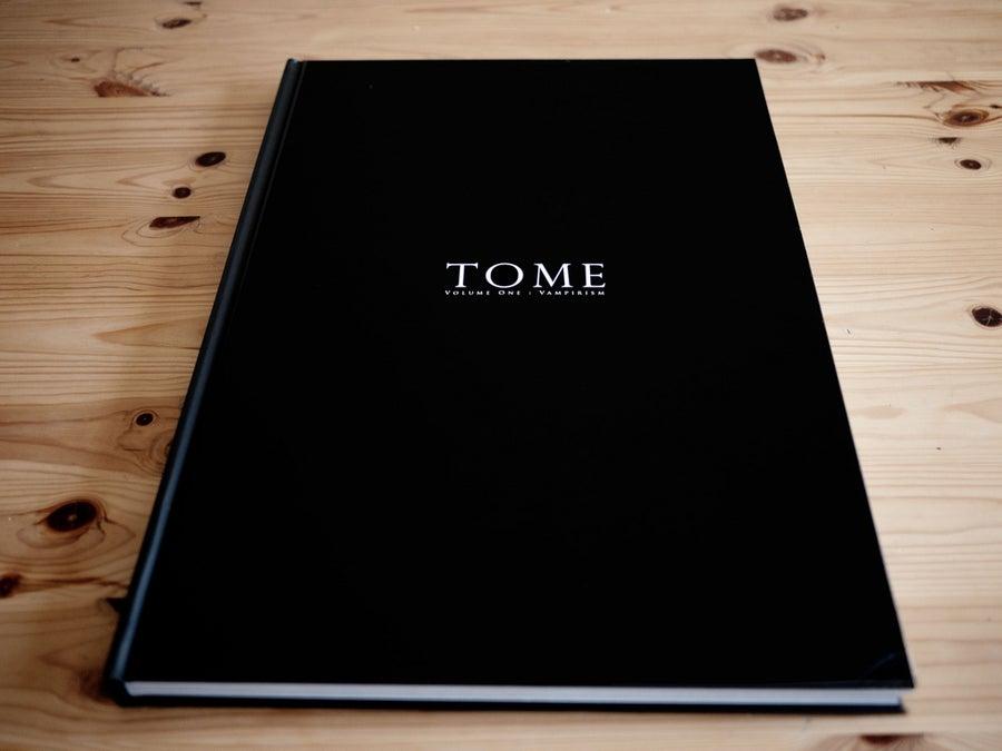 Image of TOME VOLUME 1: VAMPIRISM (ANTHOLOGY)