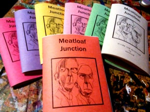 Image of anthead chapbook meatloaf junction