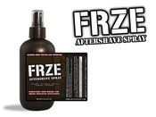 Image of FRZE Enhanced Aftershave Spray