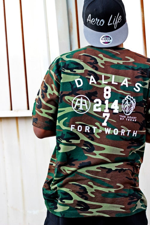"Image of Cammo ""Heart of Texas"" Tee"