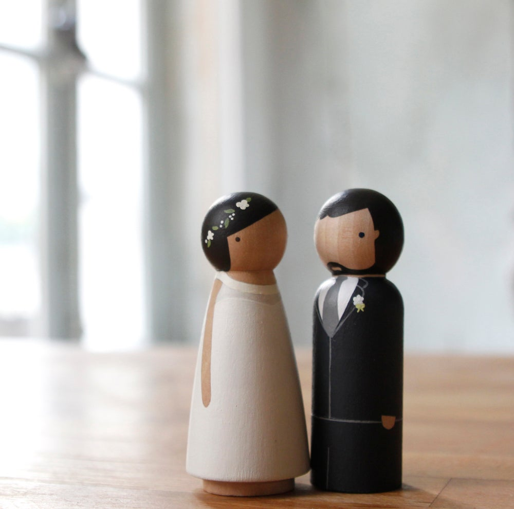 Image of Cake-toppers personnalisés