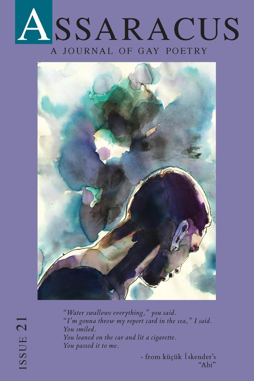 Image of Assaracus Issue 21: A Journal of Gay Poetry (Evans, İskender, Mickelson)